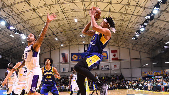 Santa Cruz Warriors Spotlight: Damion Lee & Marcus Derrickson