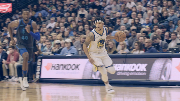 Warriors Film Session: Incredible Energy