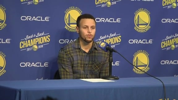 Postgame Warriors Talk: Stephen Curry - 12/10/18
