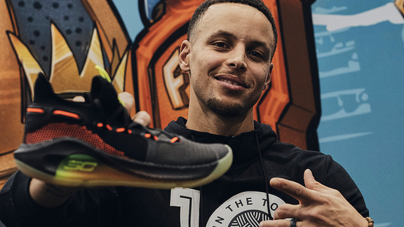 Warriors Sound: Curry 6 Reveal