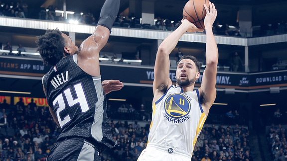 Verizon Game Rewind: Warriors 130 - Kings 125