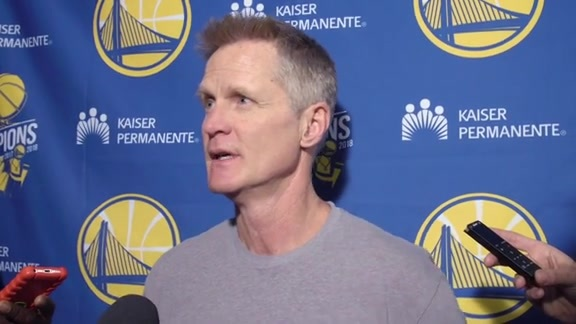 Postgame Warriors Talk: Steve Kerr - 12/14/18