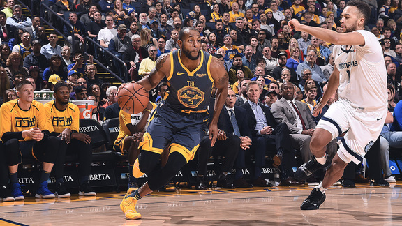 Warriors Film Session: Bench Play and Milestones