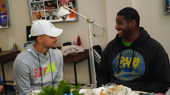 Season of Giving: Stephen Curry & Door Dash