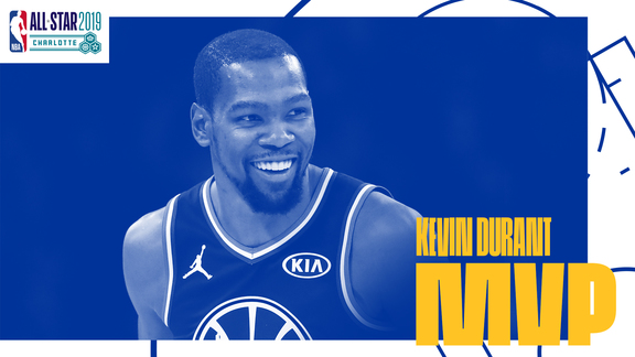 Warriors Sound: KD Gets All-Star MVP and Win