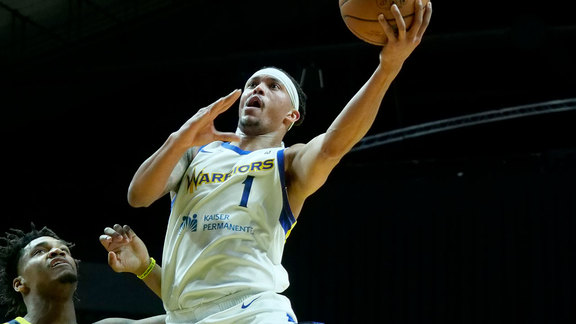 Santa Cruz Warriors Highlights: Wheels Up