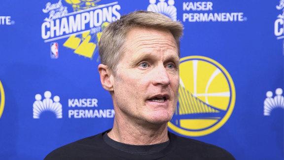 Warriors Talk: Steve Kerr – 2/20/2019