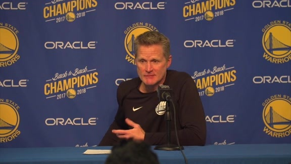 Postgame Warriors Talk: Steve Kerr - 2/23/19