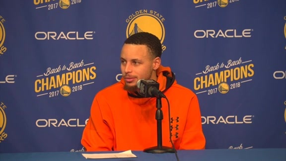 Postgame Warriors Talk: Stephen Curry - 2/23/19