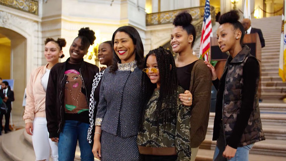 Black History is Golden: London Breed