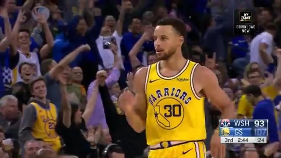 2018-19 Stephen Curry Hightlights