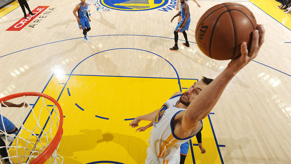 By the Numbers: Bogut's Back