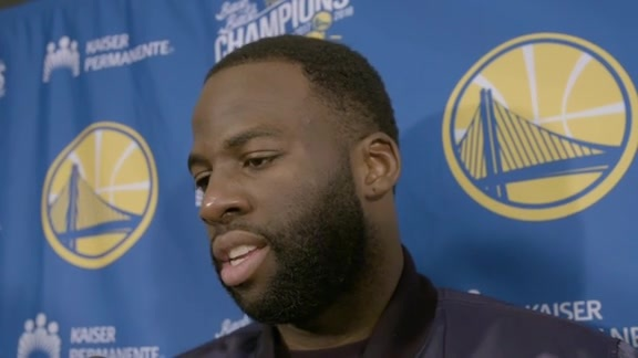 Postgame Warriors Talk: Draymond Green - 3/18/19