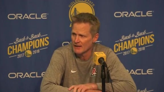 Postgame Warriors Talk: Steve Kerr - 3/21/19