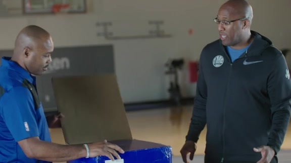 Life On The Road With Tim Hardaway and Mike Brown, Presented By Nectar