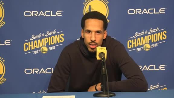 Postgame Warriors Talk: Shaun Livingston - 3/24/19