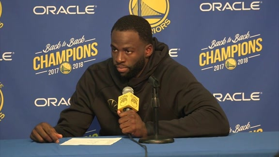 Postgame Warriors Talk: Draymond Green - 3/24/19