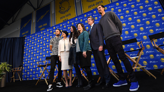 Warriors and Kaiser Permanente Team Up to Launch Generation Thrive