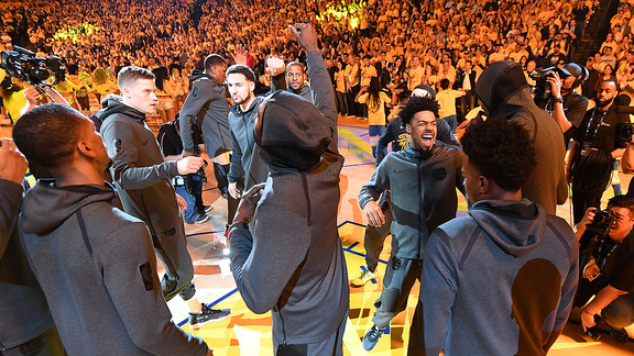Warriors All-Access: Dubs Take Game 1
