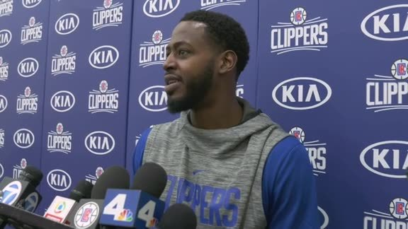 Clippers Practice: JaMychal Green - 4/18/19