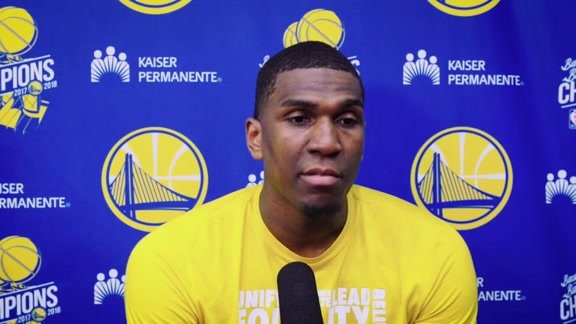 Warriors Talk: Kevon Looney - 4/24/19