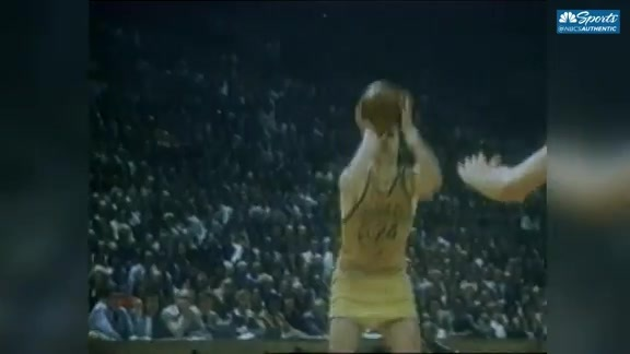 Dear Oakland ... Love, Rick Barry