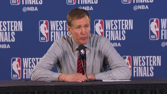 Trail Blazers Postgame: Terry Stotts - 5/20/19