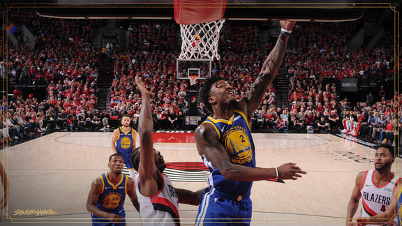 Verizon Game Rewind: Warriors 119 - Trail Blazers 117