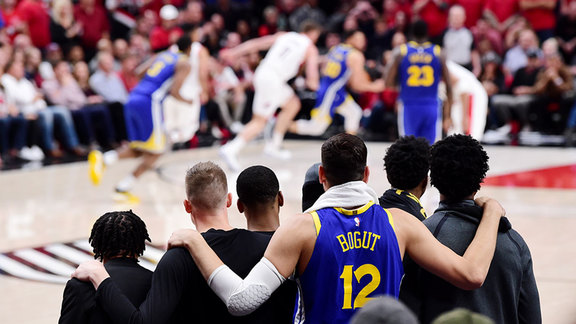 Warriors Film Session: Won The West