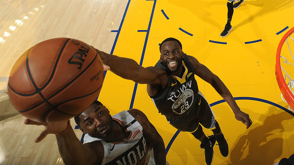 All-Defensive Team: Draymond Green