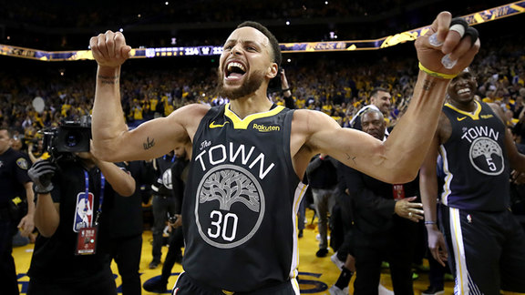 The Journey to Five Straight Finals