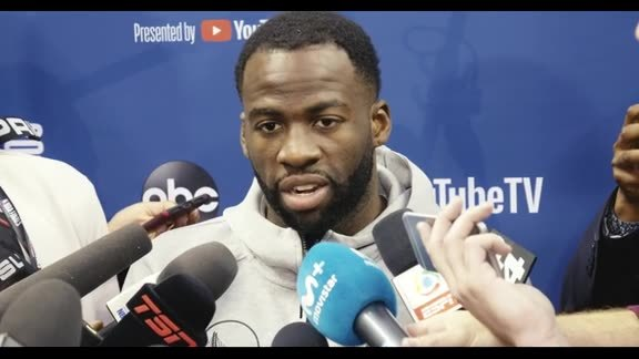 Warriors Talk: Draymond Green - 6/9/19