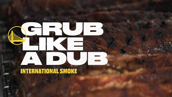 Grub Like a Dub: International Smoke
