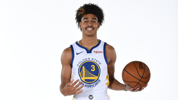 Get to Know Jordan Poole