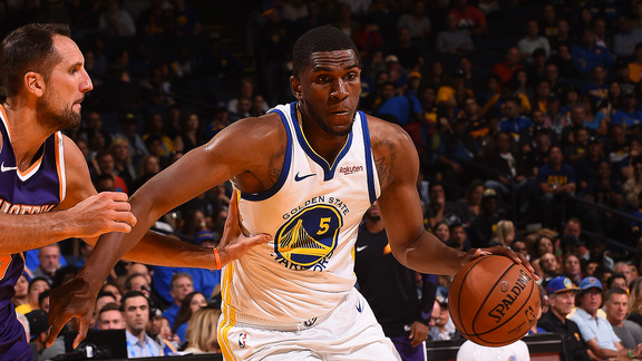 Staying in The Bay: Kevon Looney