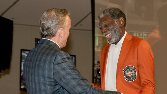 2019 Hall of Fame Press Conference: Al Attles Introduced