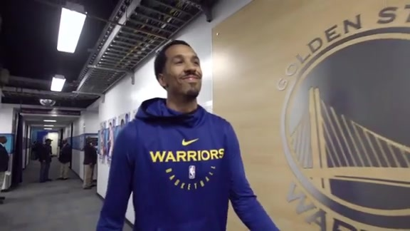 Livingston: Fantastic, On and Off the Court