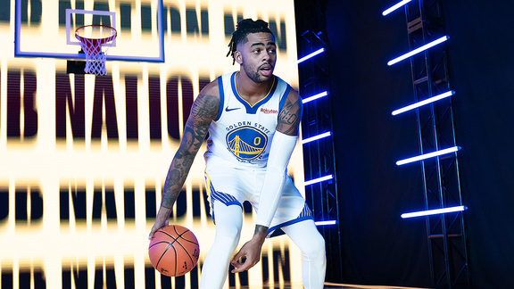Warriors Player Profile: D'Angelo Russell