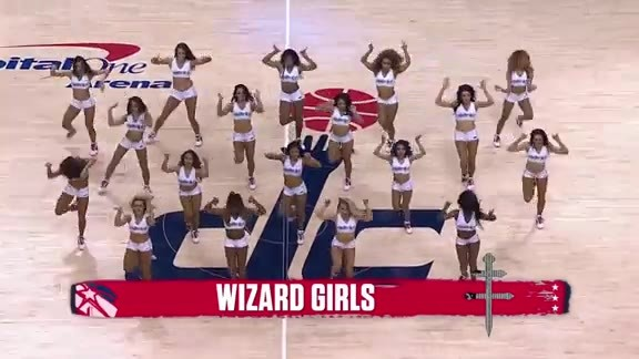 Wizard Girls #WizCeltics - 2/8/18