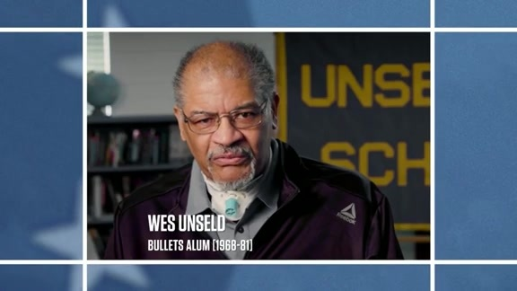 Wes Unseld's Message to Phil