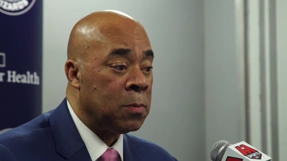 Phil Chenier Media Availability - 3/23/18