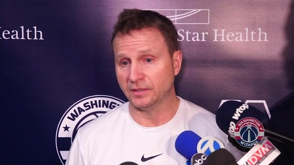 Scott Brooks - 4/19/18