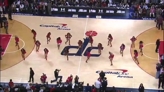 Wizard Girls #WizRaptors Game 3 - 4/20/18