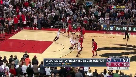 Beal Scores 20 in Game 5