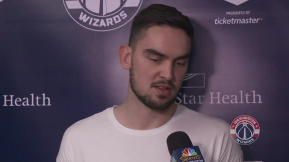 Tomas Satoransky Exit Interview 2018