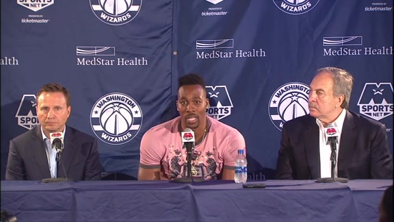 Dwight Howard Press Conference