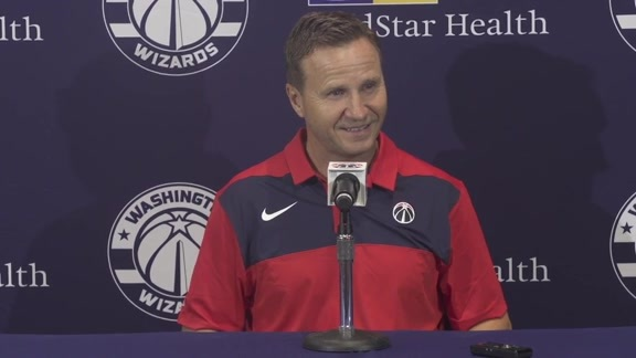 Scott Brooks Media Day - 9/24/18
