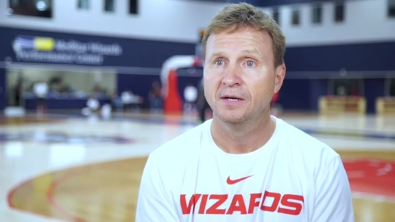 Wizards 360: Inside 2018 #WizCamp