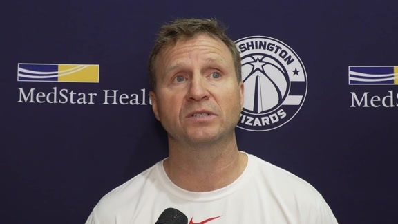 Scott Brooks - 10/2/18