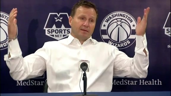 Scott Brooks Postgame - 10/5/18